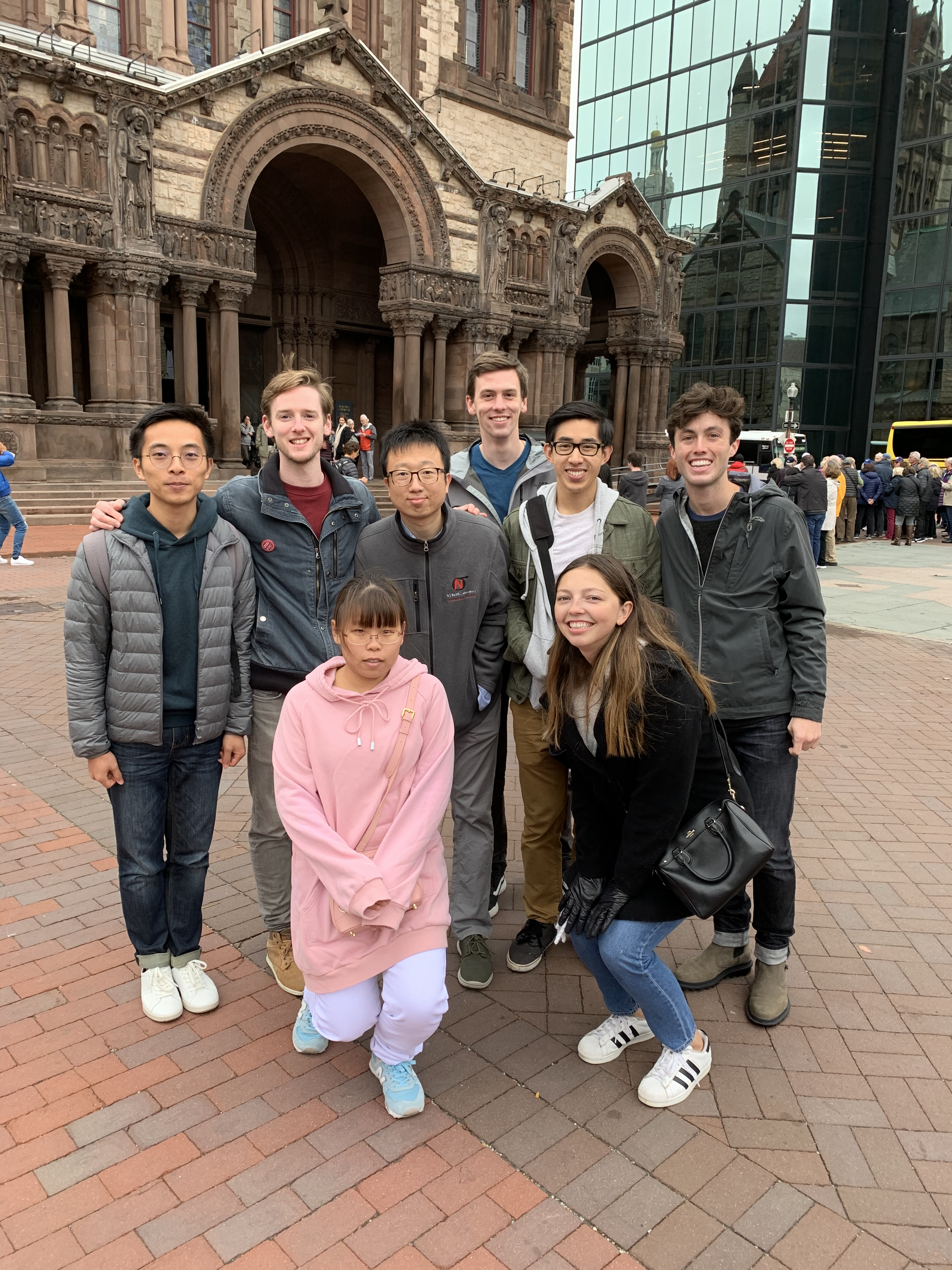 NGSEA student group photo