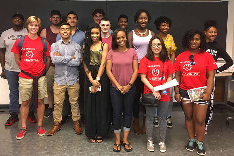 First cohort of S-POWER Scholars joins Northeastern