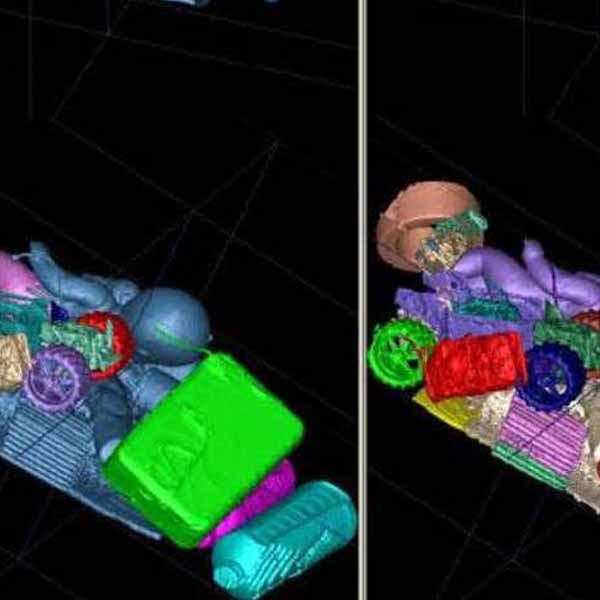 research surveillance image