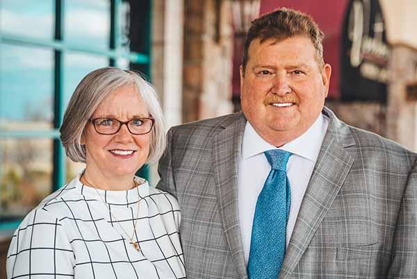 photo of Loretta and Bob Maddock