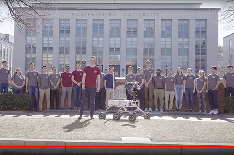mars rover team