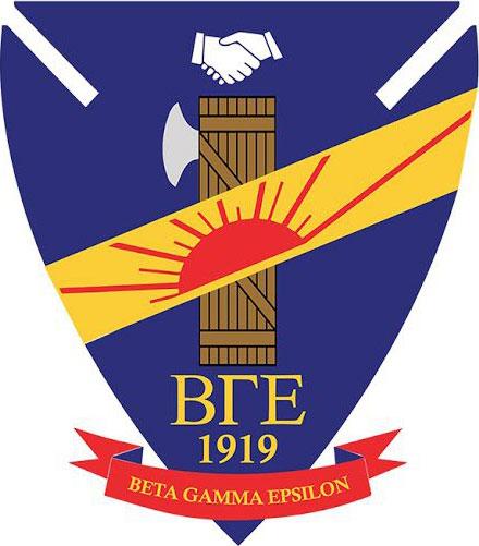 Beta Gamma Epsilon logoo