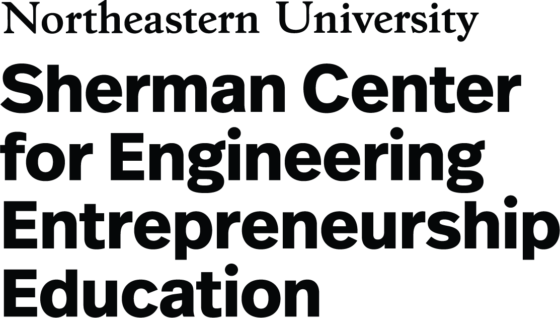 Sherman Center logo