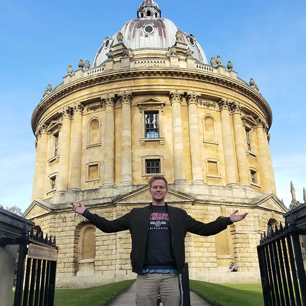 michael fitzgerald at oxford