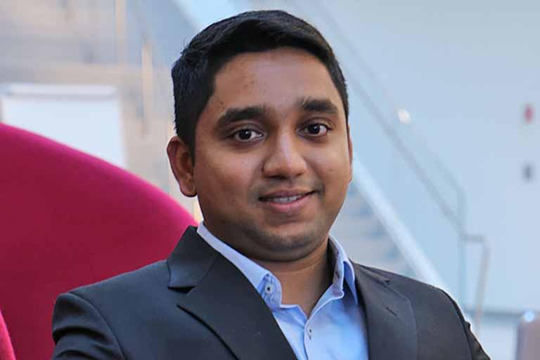 Rajan Jerin portrait