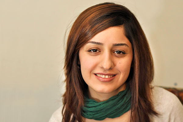 Rozhin Doroudi