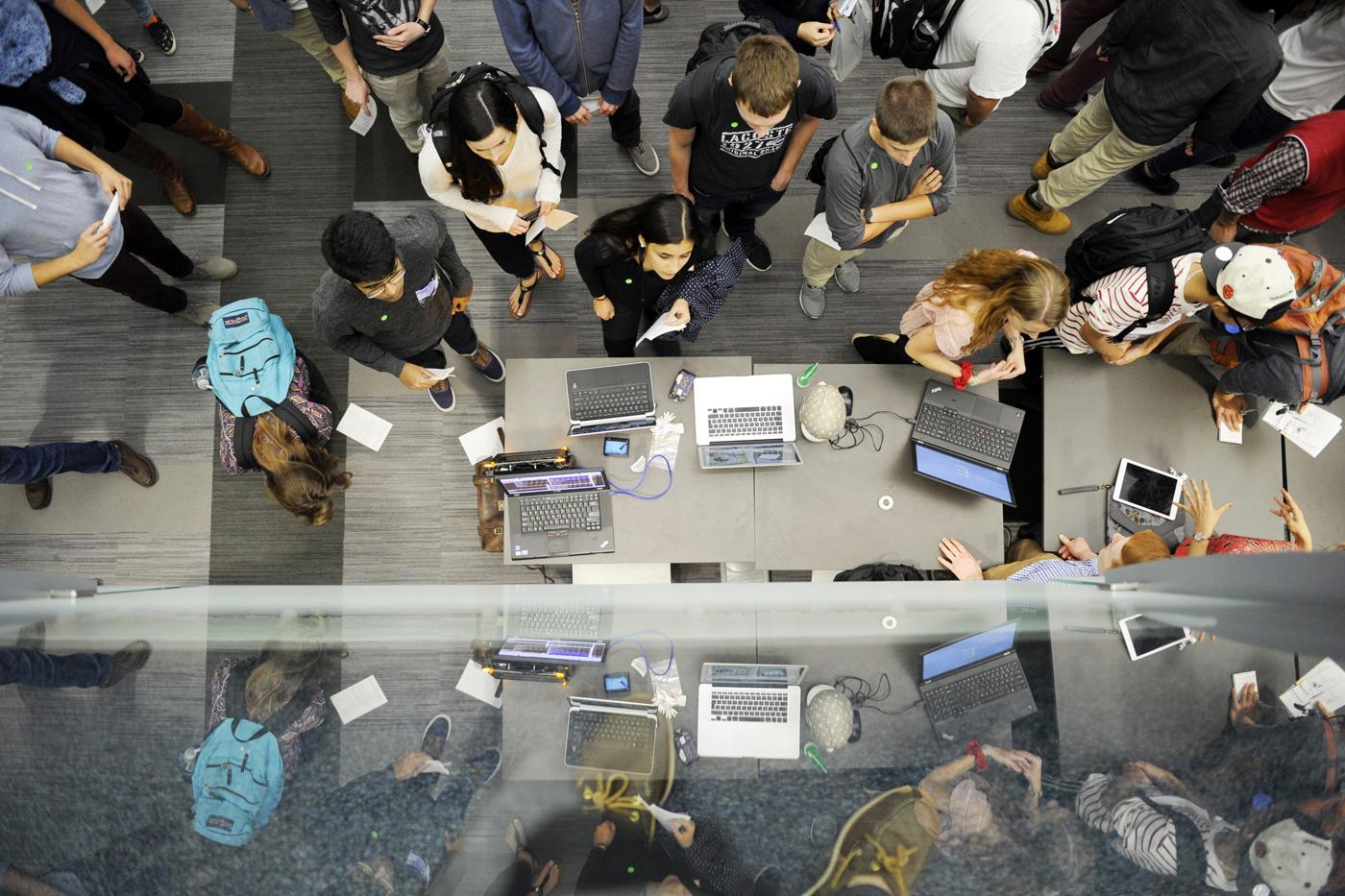 COE Undergraduate Lab Fair