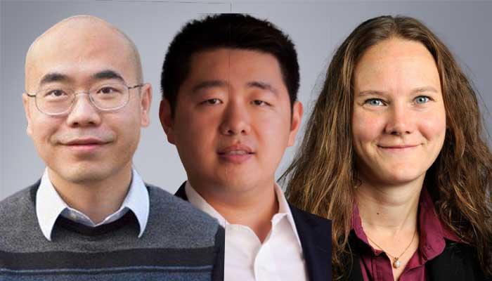 Qi Wang, Yanzhi Wang, and Amy Mueller