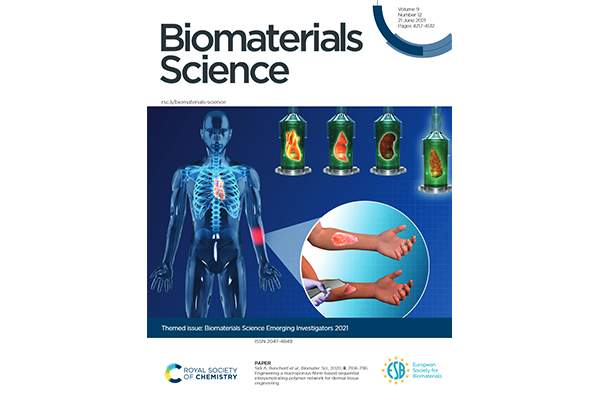 biomaterials science cover