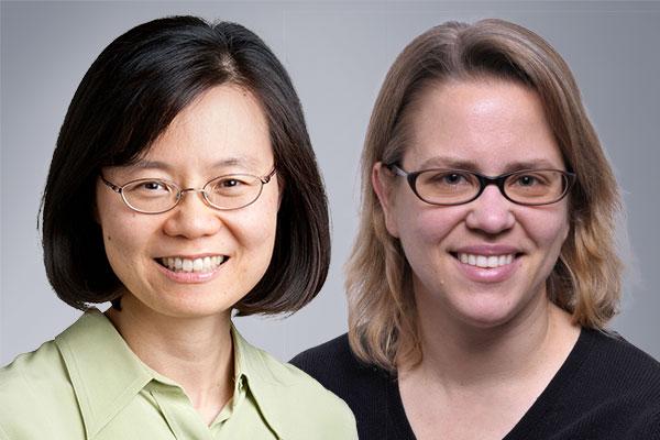 Carolyn Lee-Parsons and Erin Cram