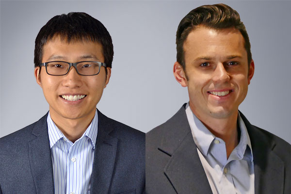 Hui Fang and Ryan Koppes