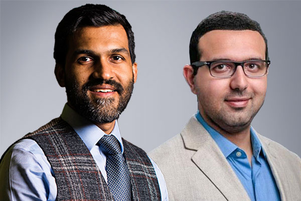 Kaushik Chowdhury and Yousof Naderi