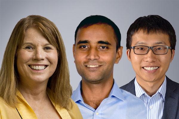 Holly Jimison, Aatmesh Shrivastava and Hui Fang