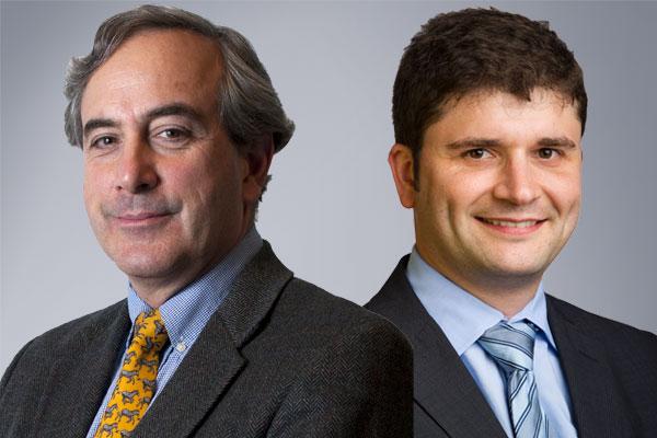 Carey Rappaport and Jose Martinez-Lorenzo