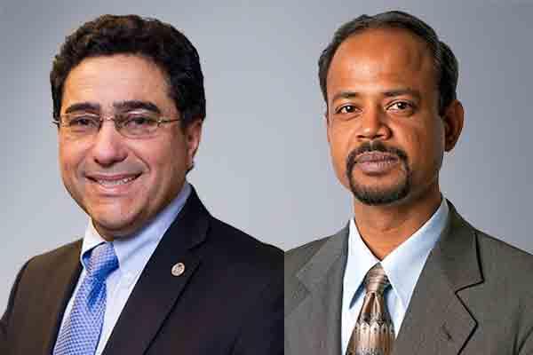 Ahmed Busnaina and Siva Somu