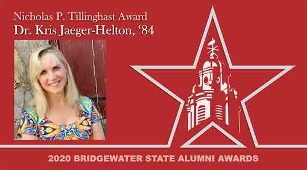 award screen shot with professors photo