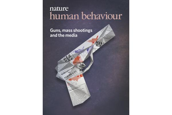 cover of Nature Human Behavior journal
