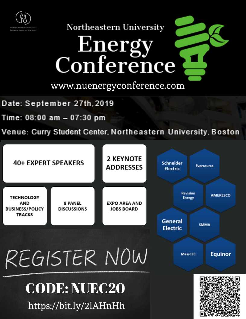 Energy Conference Flyer